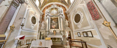Immagine del virtual tour 'Chiesa di Sant'Antonio - sec. XVIII'